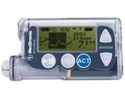 Помпа инсулиновая Medtronic Paradigm Real-Time MMT-722 (Медтроник Парадигм Реал-Тайм ММТ-722)