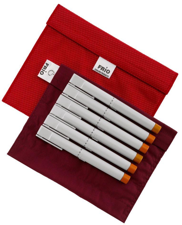 Сумка-термос для инсулина FRIO Extra Large (Фрио Экстра Лардж, очень большая) 155 х 210 мм