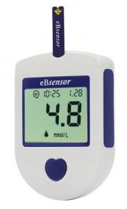Глюкометр eBsensor (иБисенсор)