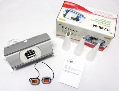 Солнышко ОУФБ-04 облучатель ультрафиолетовый кварцевый (дезинфектор)