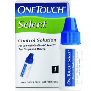 Контрольный раствор OneTouch Select (Уан Тач Селект), 1 шт