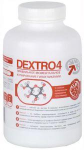 Dextro4 вкус клубники (банка 36 таблеток)