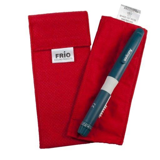 Сумка-термос для инсулина FRIO Individual (Фрио Индивидуал) для одной ручки 75 х 170 мм