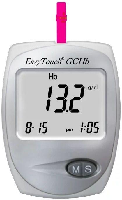 Анализатор крови Easy Touch GCHb (глюкоза/холестерин/гемоглобин)
