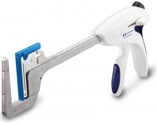 Сшивающий аппарат одноразовый линейный Covidien (Ковидиен) TA4535S 45\3.5 мм (синий)