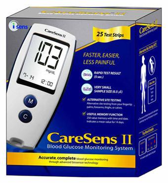 Глюкометр CareSens 2 (КеаСенс 2)