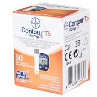 Контур ТС (Contour TS) тест-полоски 50 шт