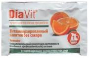 ДиаВит (DiaVit) №1 Апельсин (напиток без сахара витаминизированный)