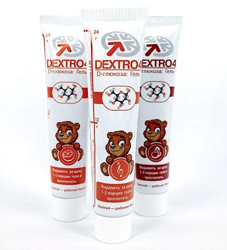 Dextro4 ГЕЛЬ 2ХE вишня