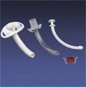 Трубка трахеостомическая размер 8,0 (12,2\7,6 мм) без манжеты с 2 внутренними канюлями (одна фенестрированная, другая-нет) Shiley TYCO-8CFN