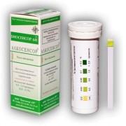 Алкосенсор тест-полоски для выявления алкоголя 25 шт