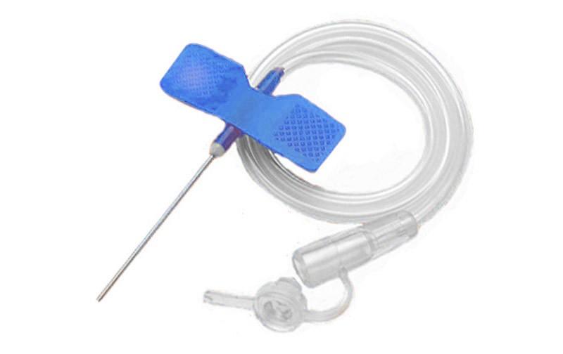 Катетер «бабочка»- устройство для вливания в малые вены 23 G, SFM