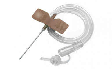 Катетер «бабочка»- устройство для вливания в малые вены 26 G, SFM