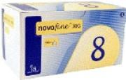 Игла НовоФайн к шприц-ручкам 8 мм (NovoFine) 30G 0,3х8 мм