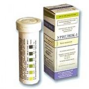 Уриглюк-1 тест-полоски на глюкозу в моче 50 шт