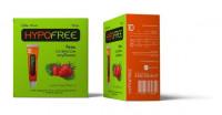 HypoFree (Гипофри) гель в тюбике 1 ХЕ вкус клубники (коробка из 10 тюбиков)