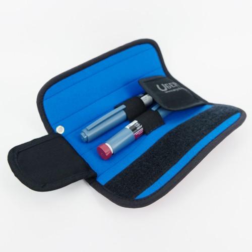 Чехол неопреновый защитный для двух шприц-ручек «Оберег»