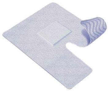 ДокаПласт с мирамистином - пластырь для фиксации катетеров (5х7 см)