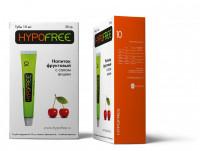 HypoFree (Гипофри), вишневый сок сок в тюбике 1 ХЕ